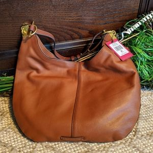 Vince Camuto Ashby hobo in stable brown